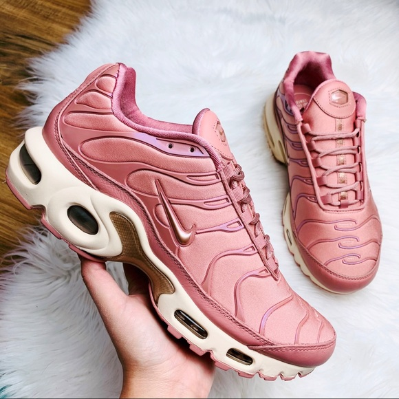 Nike Shoes | Air Max Plus Rust Pink
